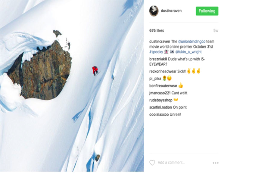 Six Inspiring Bonfire Outerwear Instagram Accounts