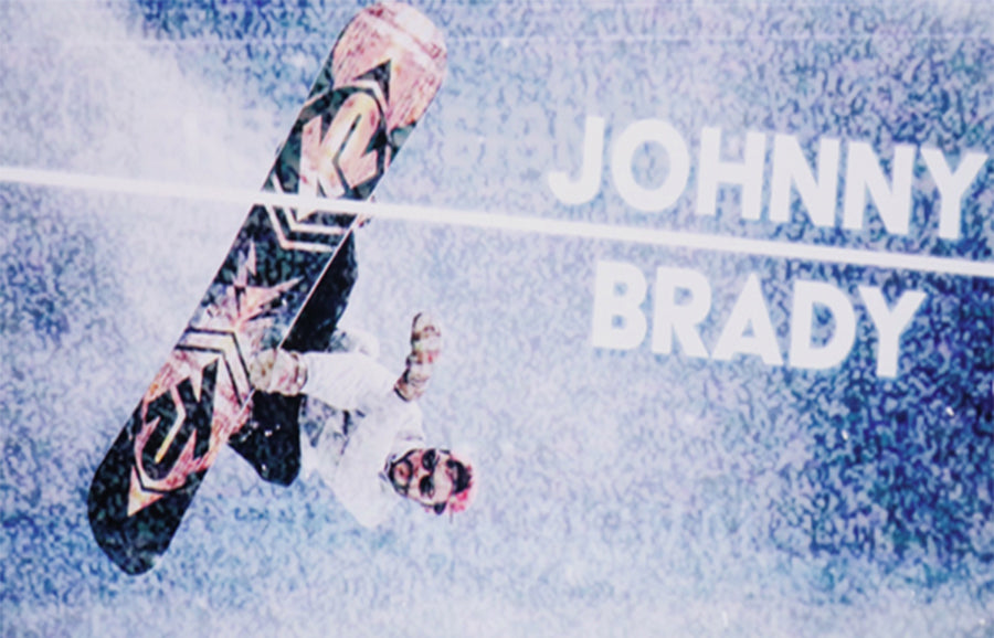 Johnny Brady's Full Part in Aurora Boardealis