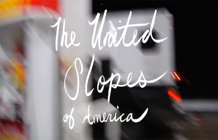 United Slopes of America Ep. 1 featuring Johnny Brady