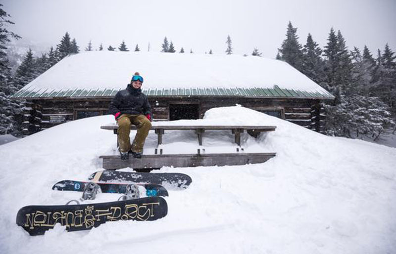 East Coast Snowboarding with Ralph Kucharek