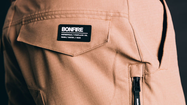 Bonfire Outerwear Zone Pant