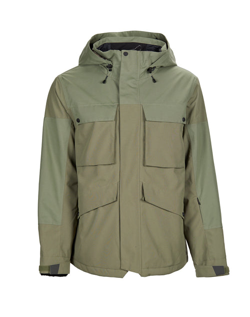 STRUCTURE INSULATED JACKET
