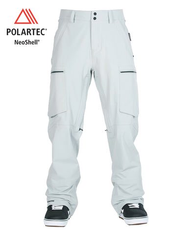 SURFACE TEXTURED PANT