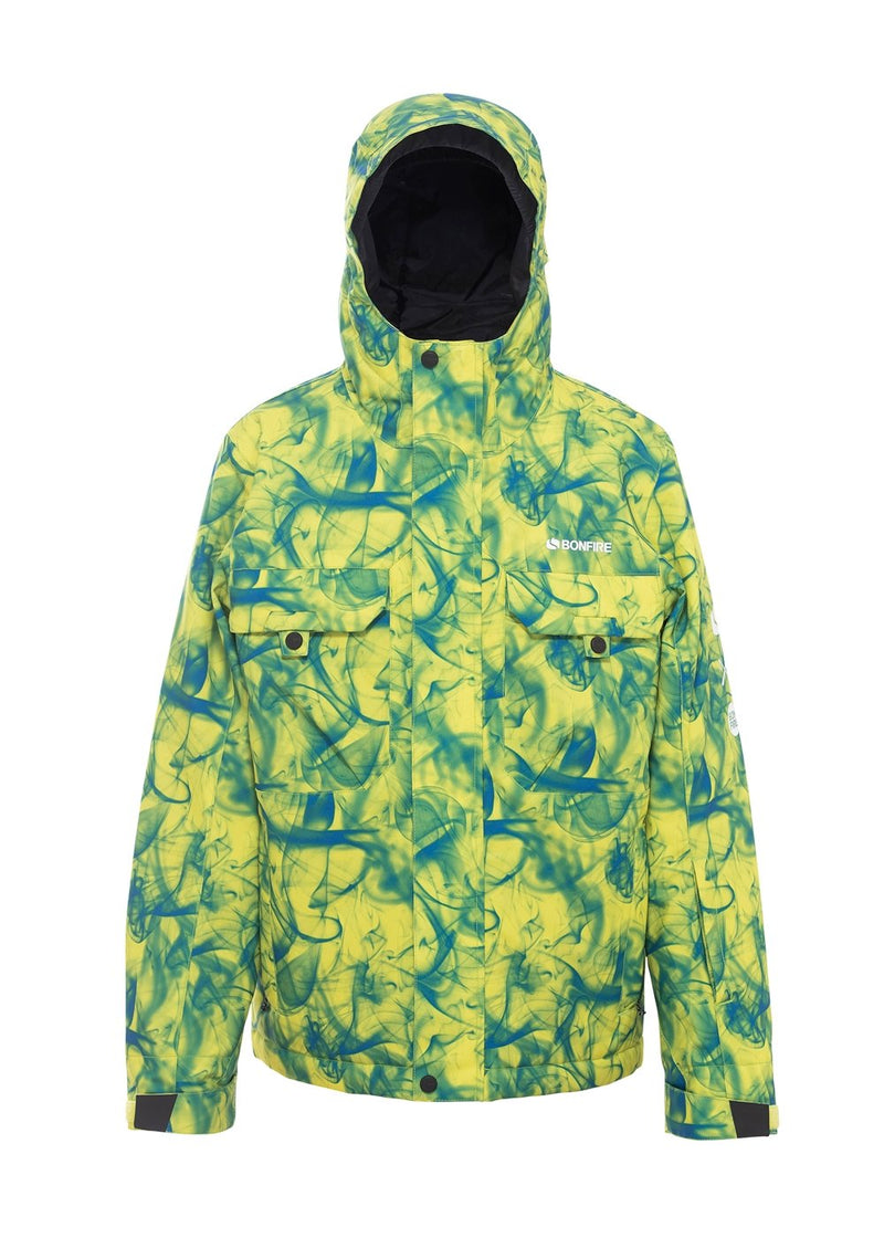 YOUTH PITCH INSULATED JACKET