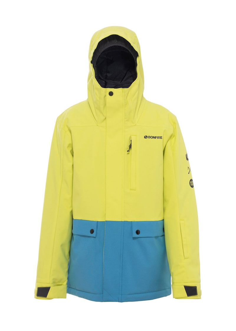 YOUTH VECTOR INSULATED JACKET