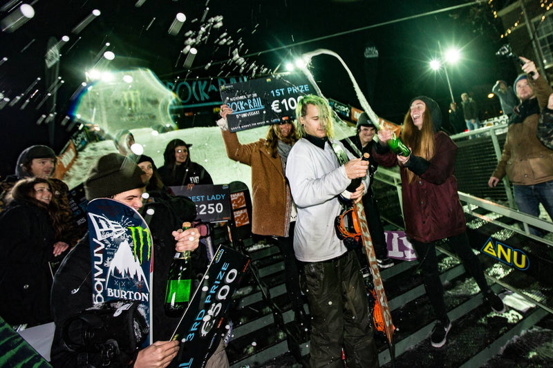 Highway Men: Jesse Paul wins Rock A Rail Jam