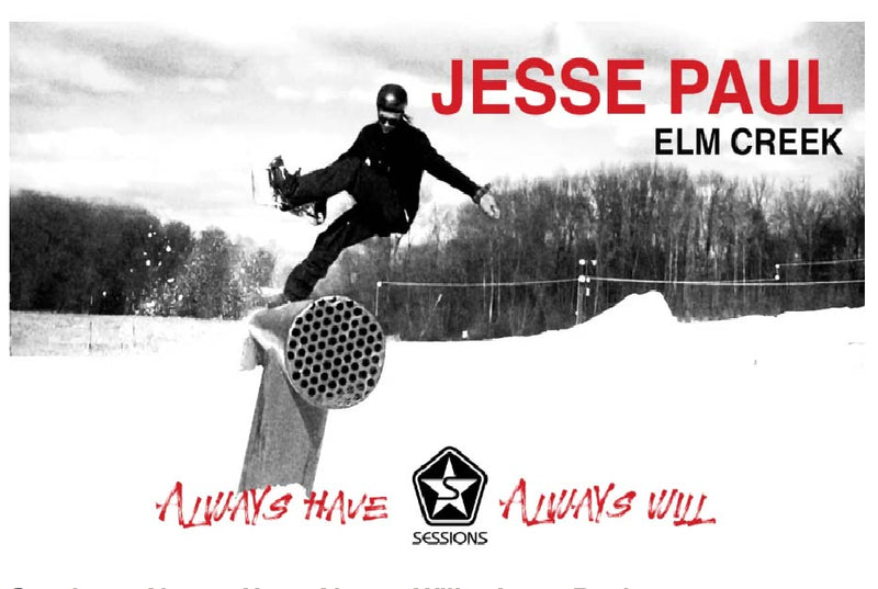 Sessions: Always Have Always Will – Jesse Paul Full Part