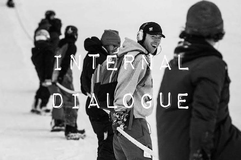 Internal Dialogue- Ryan Paul