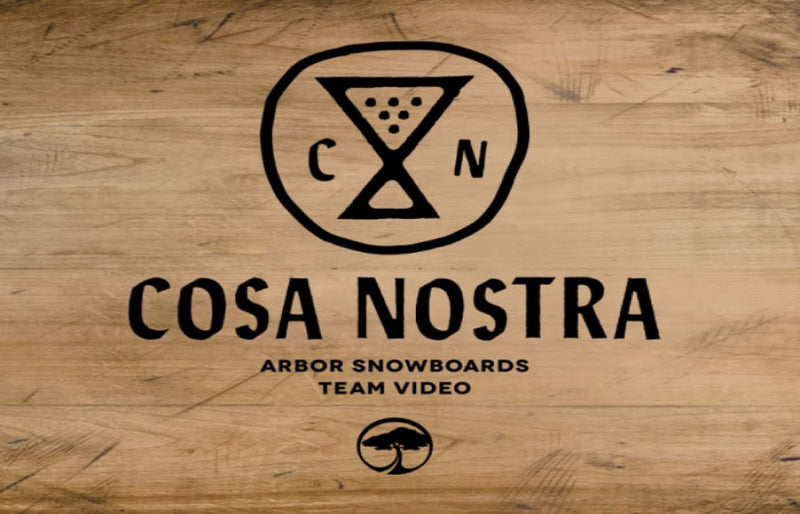 Scotty Vine and Ryland West in Arbor's Cosa Nostra Teaser