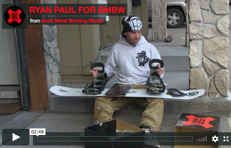 Bent Metal drops a MUST WATCH video announcing Ryan Paul PRO!