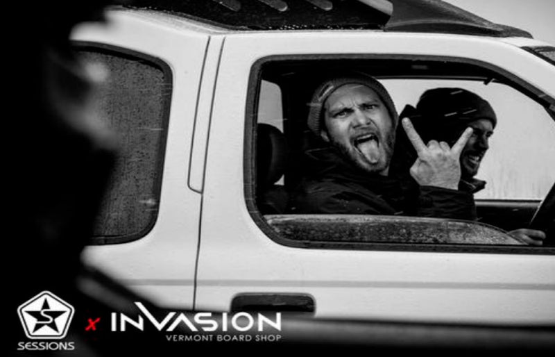 Sessions Dealer Highlight: Invasion VT