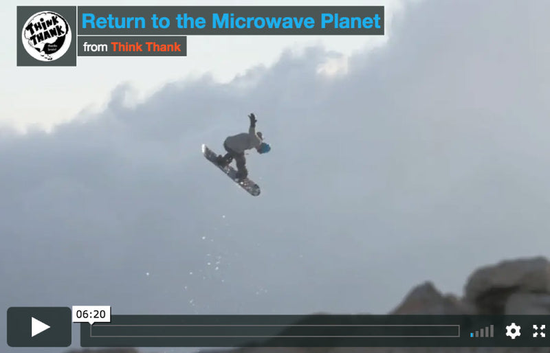 Return To The Microwave Planet: Think Thank at Mt. Hood