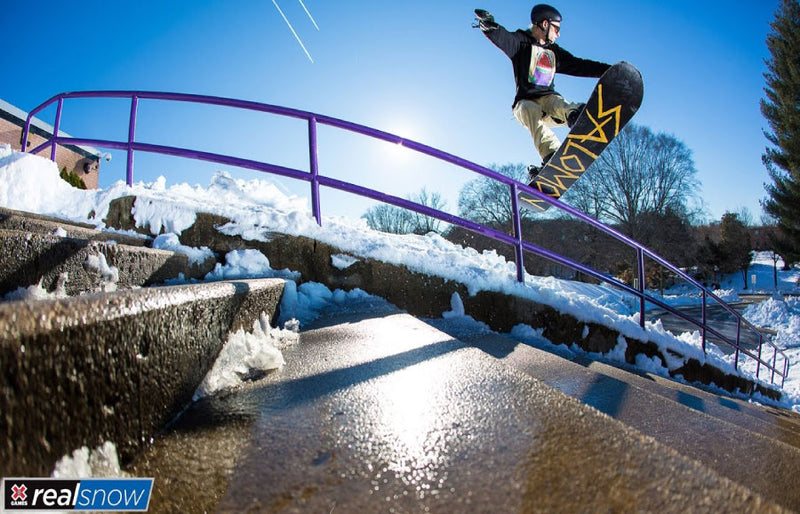 X Games Real Snow 2017: Vote NOW for Jesse Paul!