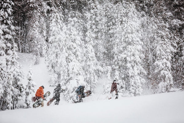 Sessions Outerwear, Castle Peak, Boreal, Nick Geisen, Nick Visconti, Moss Halladay, Ryland West
