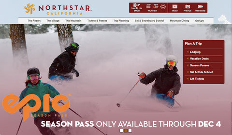 Northstar California, Sessions Outerwear, Tahoe Snowboarding