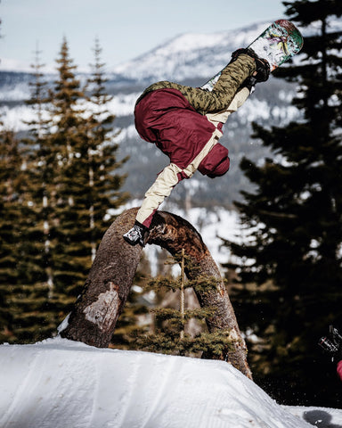 Nick Geisen Sessions, Sessions Outerwear, Sessions Jackets, Sessions Pants