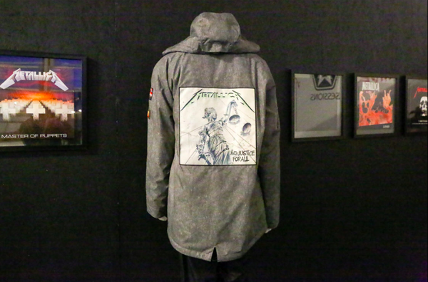 Metallica, Sessions Outerwear, Snowboarding Jackets, Transworld Snowboarding, Snowboarding Jacket
