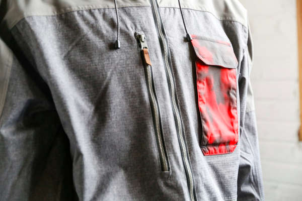 Sessions Outerwear, Sessions Radio Jacket, Transworld Snowboarding, External Media Access Pocket, Snowboarding Jacket