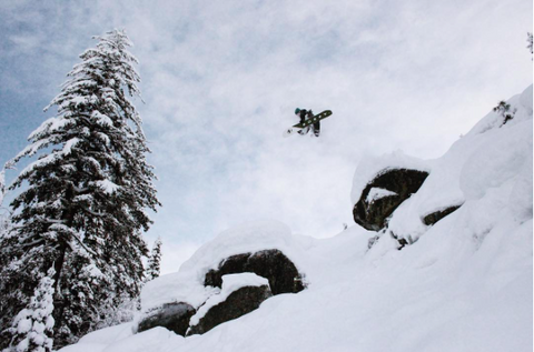 Sessions Outerwear, Nick Visconti, North Lake Tahoe