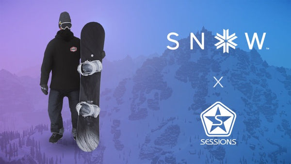 Sessions MFG, Sessions Outerwear, SNOW game