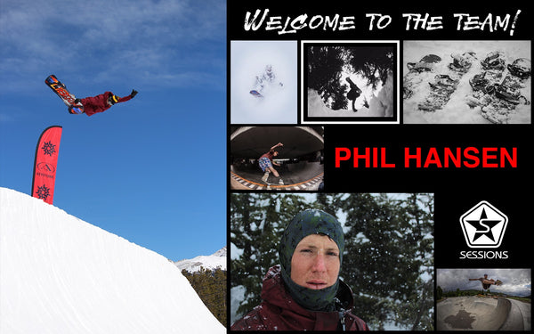 phil hansen, sessions outerwear, sessions jackets, sessions pants