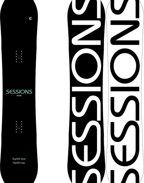 SESSIONS TEAM BOARD