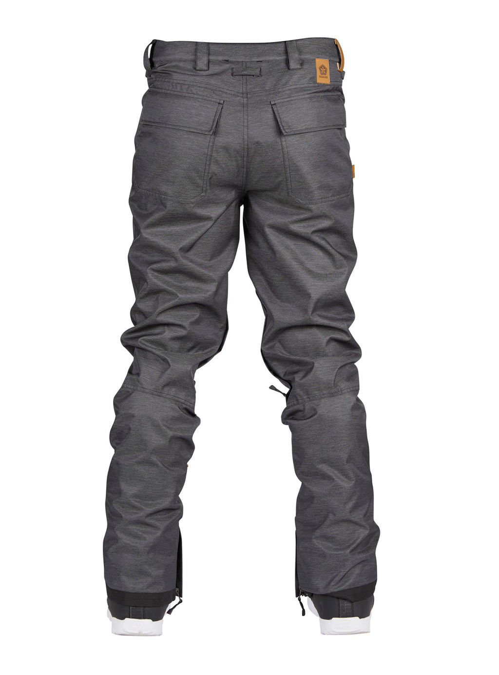 HAMMER STRETCH DENIM PANT