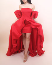 Load image into Gallery viewer, Red- 'OH SO PRECIOUS' Gown