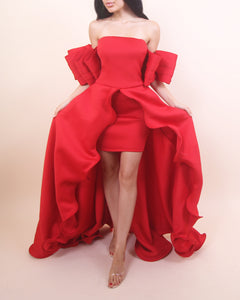 Red- 'OH SO PRECIOUS' Gown