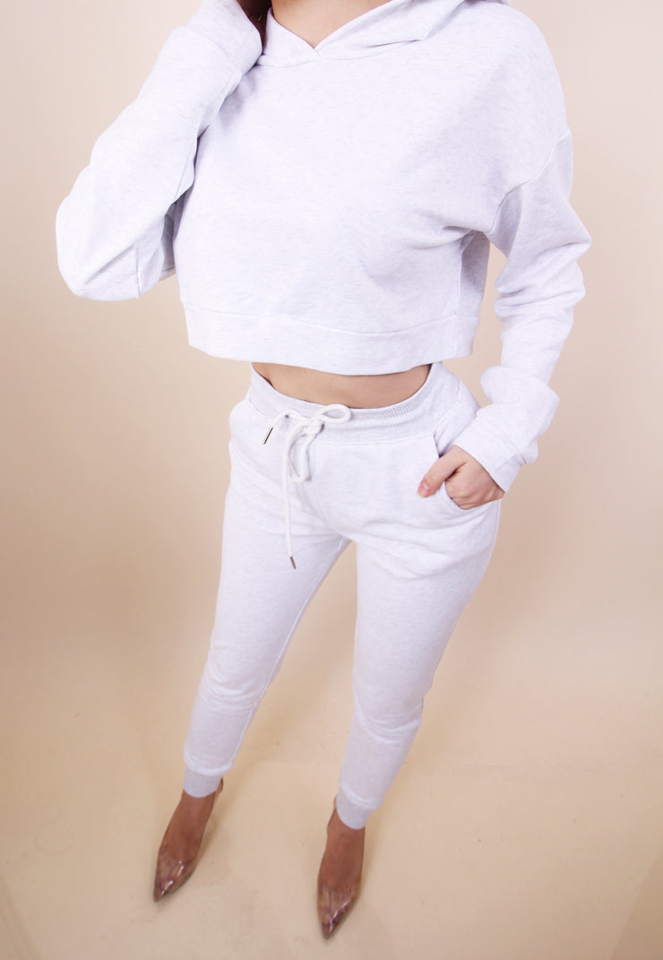 'GET COMFY' Sweat Set
