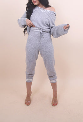'COZY' Grey Set