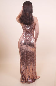 'LILIT' Sequin Gown