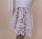 'MOANA' Lace Dress