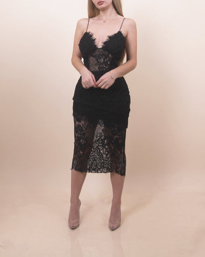 'JAYLINE' Lace Dress