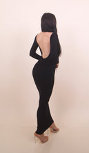 Load image into Gallery viewer, 'SAMANTHA' Dress - Black