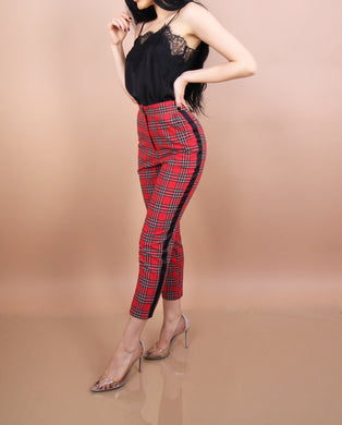 'MIRA' Plaid Pants