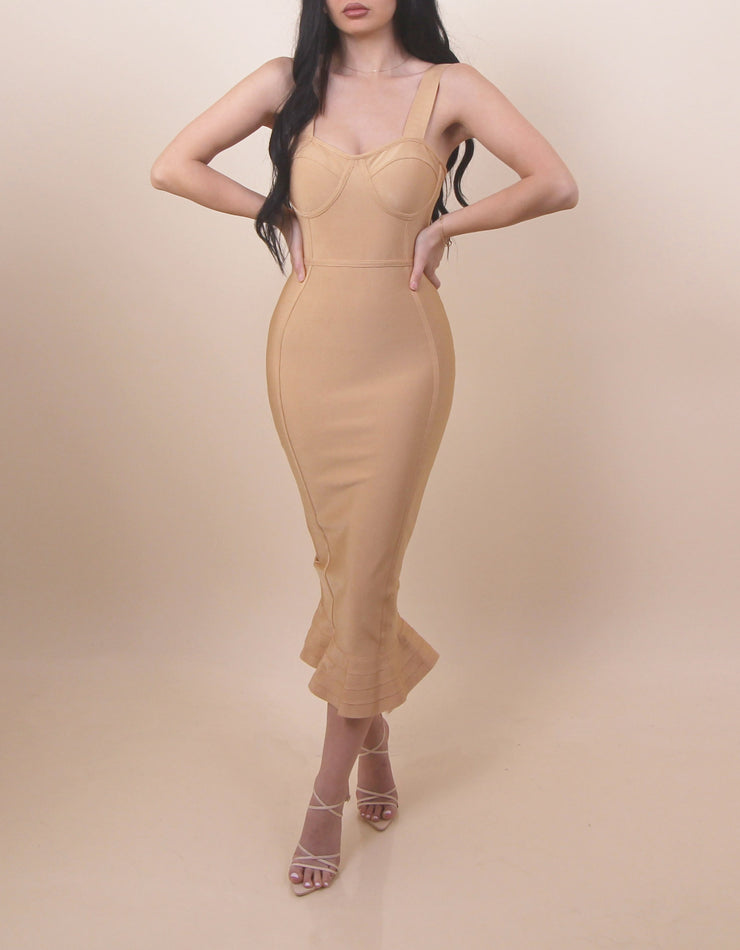 'BIANCA' Bandage Dress