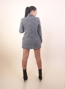 'BIANCA' Coat Dress