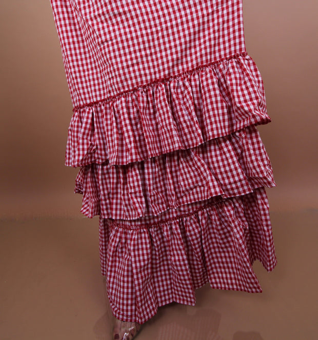 'DOLLY' Checked Skirt