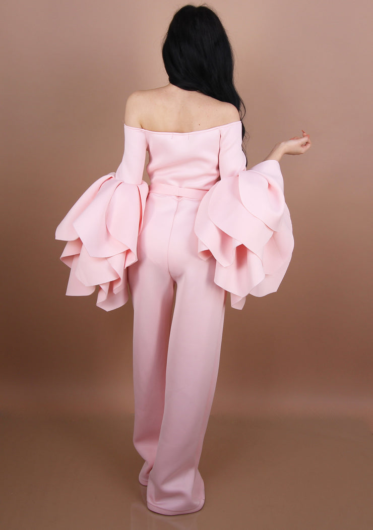 Blush - 'MONIQUE' Jumpsuit