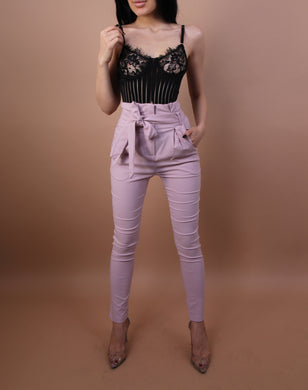 'POLLY' Blush Pants