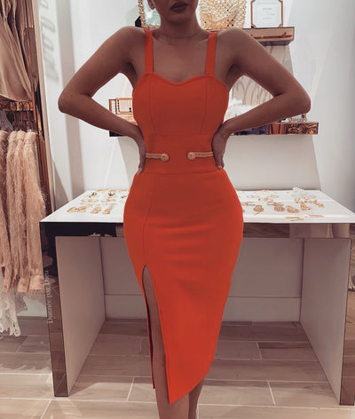 'VANESSA' Bandage Dress