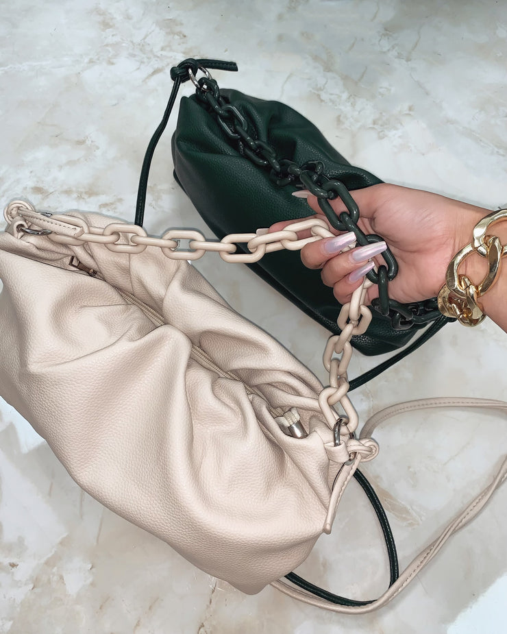 'MOSCOW' Chained Clutch