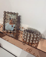 'COCO' Pearl Belt