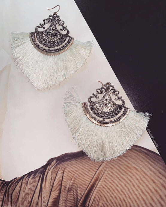 'SHANA' Tassel Earrings