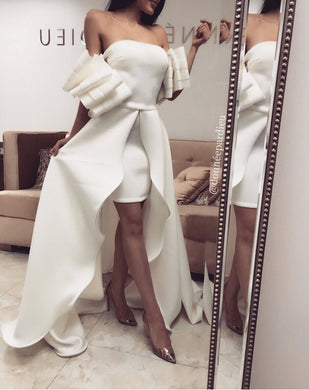 'Oh So Precious' White Gown