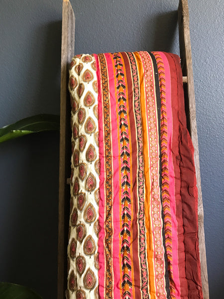 Akila Reversible Quilt