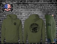 Road King Nation OD Green Pullover