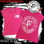 Road Glide Nation Woman's V-Neck