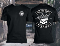 Road King Nation Men's Short Sleeve DTG Tee (Rocker Set-Up)